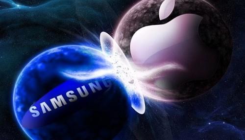 Samsung le paga una multa a Apple con monedas de 5 centavos