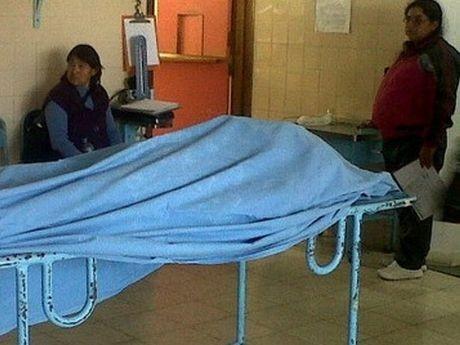 Un camión chileno provocó la muerte de un obrero peruano