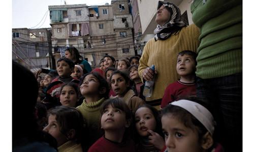 Siria: 600 mil de los desplazados son niños