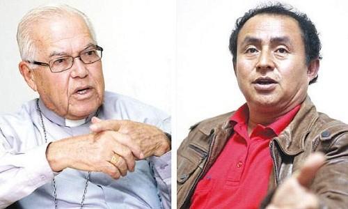 Monseñor José Luis Bambarén: Gregorio Santos es soberbio e intolerante