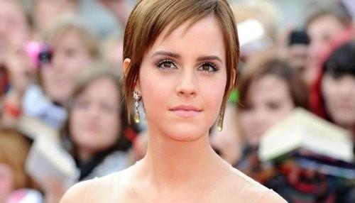 Emma Watson es la portada de la revista Glamour [FOTOS]