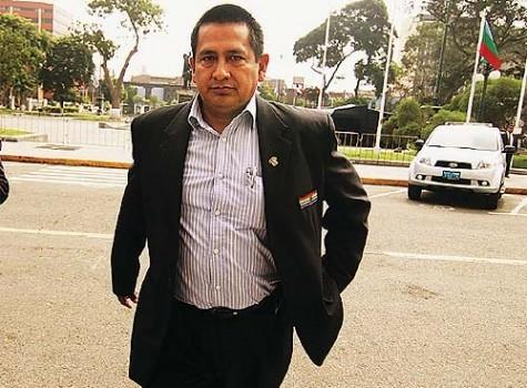 Suspenden a dos congresistas de oficialista Gana Perú por 120 días