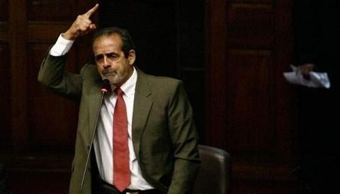 Javier Diez Canseco: no descarto alianza con Gregorio Santos para comicios de 2016