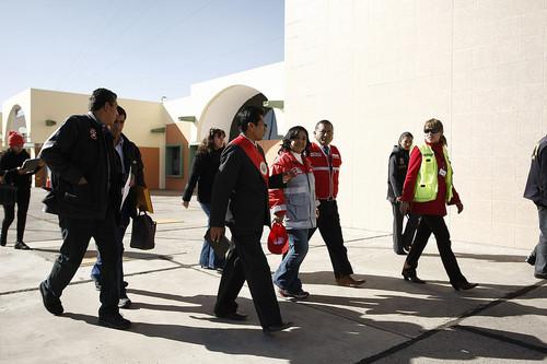 Ministra de la Mujer inauguró nuevo Centro Emergencia Mujer en Carabaya - Puno, región con altos índices de violencia familiar y sexual