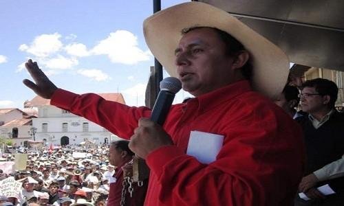Gregorio Santos: solo tengo cuentas en el BCP y en Banco de la Nación aquí en Perú