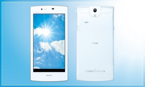 Tableta Android más liviana del mundo pesa 249 gramos