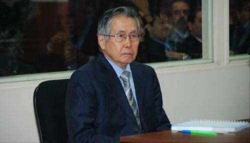 Si Alberto Fujimori muere en prisión