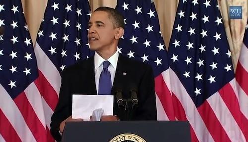 Obama ante la ONU: haré lo que deba hacer para que Irán no obtenga armas nucleares