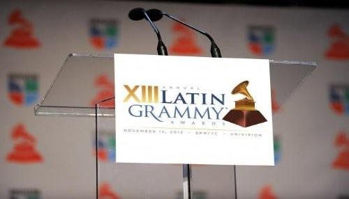 Latin Grammy 2012: Lista de nominados