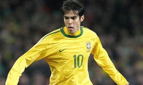 Kaká haría dupla de ensueño con Neymar pero en el Santos
