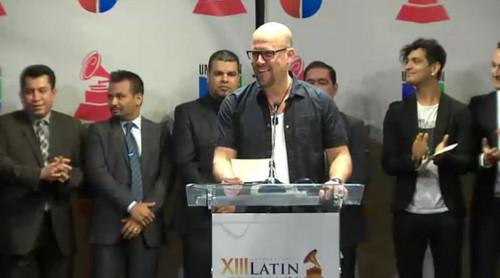 Gianmarco, Eva Ayllón, Bareto y Pamela Rodríguez entre los nominados al Grammy Latino 2012