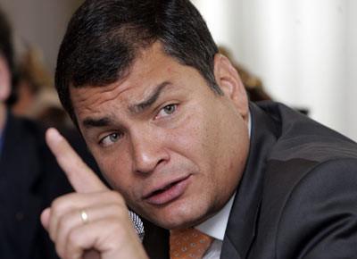 Ecuador: Ojalá  podamos establecer vínculos comerciales con los países del golfo durante la cumbre ASPA