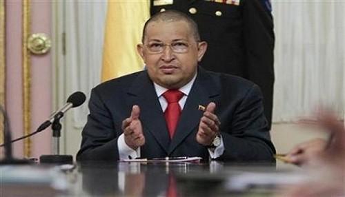 Hugo Chávez y la guerra civil (española)