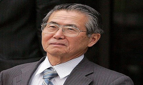 [Alberto Fujimori] Buscando el indulto no pedido