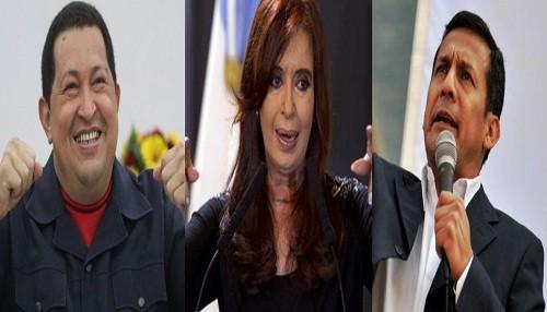 Chavismo, Kirchnerismo, ¿Humalismo?