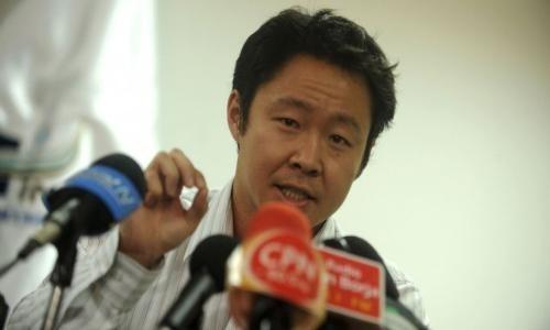 [Alberto Fujimori] Kenji