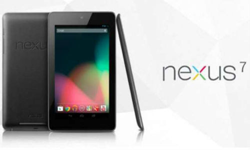 Google rebajaría su tableta Nexus 7 hasta los 99 euros