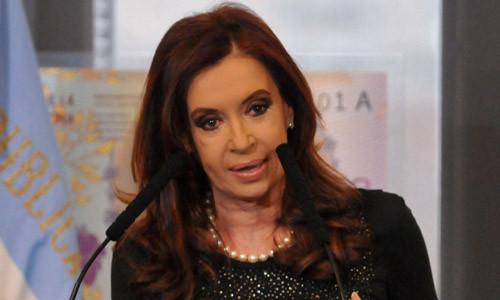 La presidenta de  Argentina llegará este lunes a Lima