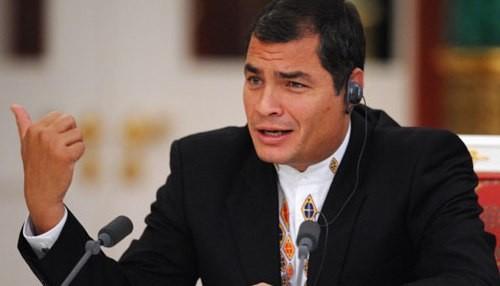 Ecuador busca tener como contactos a paises Árabes