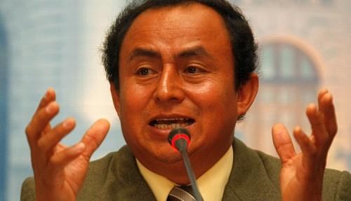 Gregorio Santos será investigado por el Consejo Regional de Cajamarca