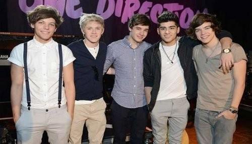 One Direction: Comunicado de prensa sobre prohibidas las preguntas
