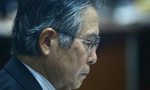 Sobre el indulto a Alberto Fujimori