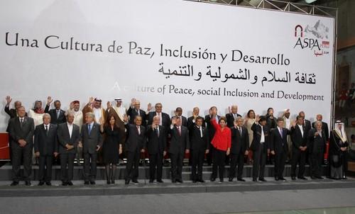Cumbre ASPA: Gran trabajo de la Cancillería peruana