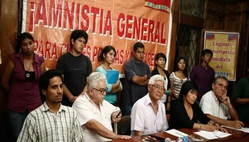 [Perú] Movadef en la web, ¿qué hacer?