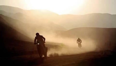 Premio Emilie Poucan a la mejor fotografía del Rally Dakar 2012