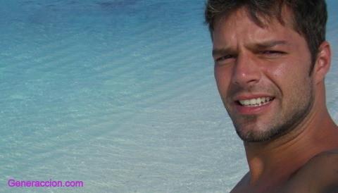 Ricky Martin apoya a Kate del Castillo