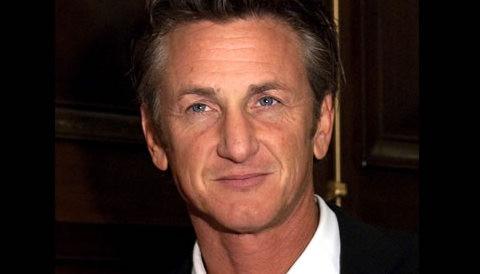 Sean Penn visita a Evo Morales en Bolivia