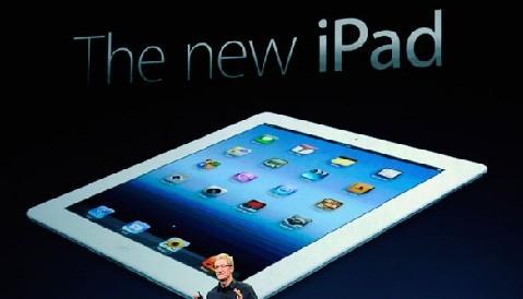 Australia fue el primer país donde se vendió la nueva versión del iPad
