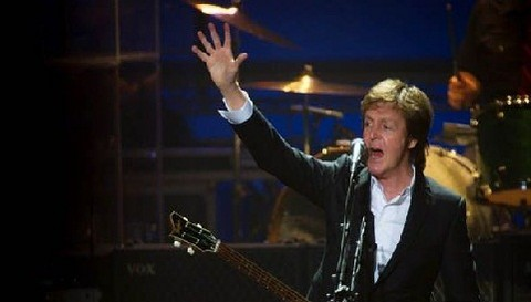 Paul McCartney regresaría al Perú