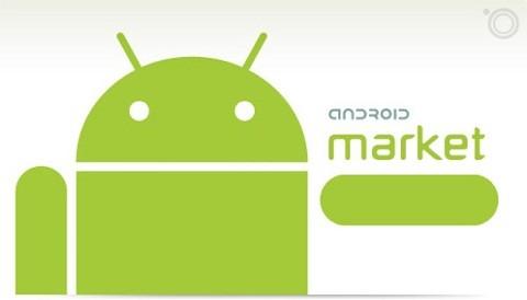 Velocidad de Android Market es mejorada en nueva actualización