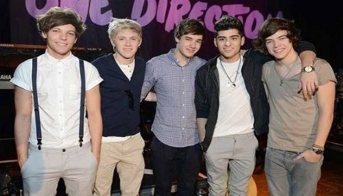 One Direction recibe tres nominaciones para los American Music Awards 2012