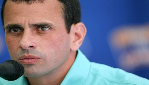 Capriles como Churchill y el Parlamentarismo