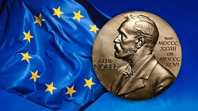 El Premio Nobel de la Paz 2012 es otorgado a la Unión Europea