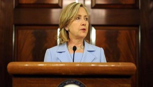 Hillary Clinton apoya a los países de la primavera árabe