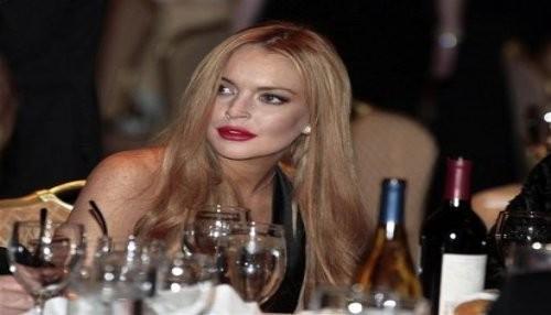 Lindsay Lohan votará por Mitt Romney