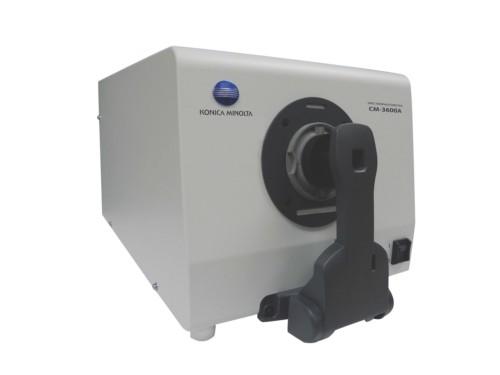 Konica Minolta Sensing lanza el nuevo Espectrofotómetro de mesa CM-3600A/3610A en México
