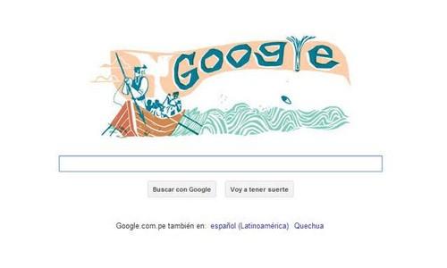 Moby Dick de Herman Melville es celebrado por Google con nuevo doodle