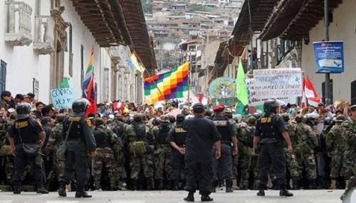 Gobernador de Cajamarca niega desorden de comuneros