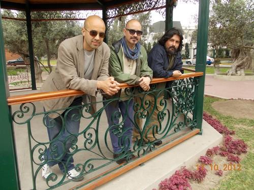 Sigma Trío en Concierto al aire libre : Rotonda del Parque El Olivar en San Isidro