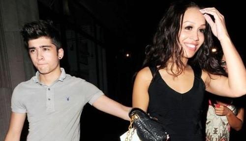 One Direction: Zayn Malik fue humillado por Rebeca Ferguson