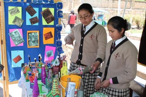 [Huancavelica] Feria Regional de Ciencia, Tecnología e Innovación