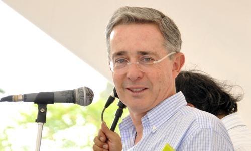 Álvaro Uribe: negociar con el narcotráfico es un mal negocio