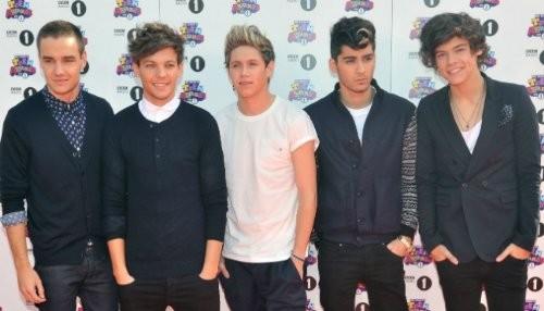 One Direction podría irse de gira con Dynamo