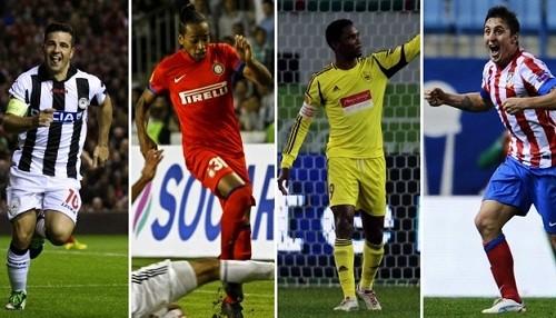 Europa League: Entérate de todos los resultados de la tercera fecha