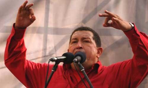 Hugo Chávez, un presidente ilegítimo
