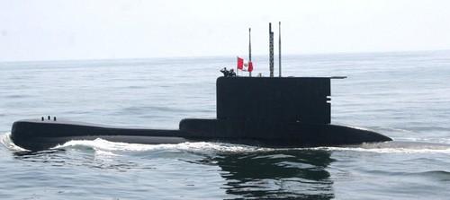 ¿Un Submarino peruano capturado en Chile?